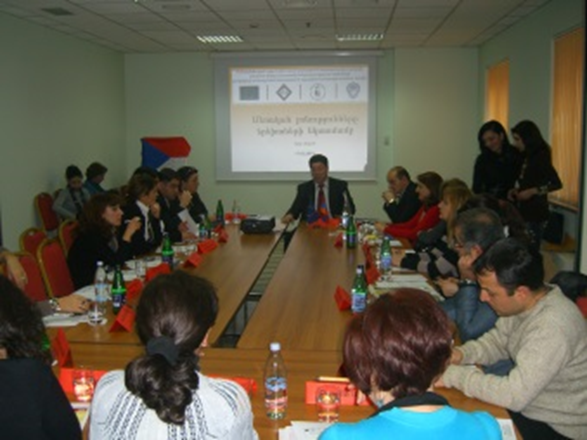 Combating Child Trafficking in Armenia
