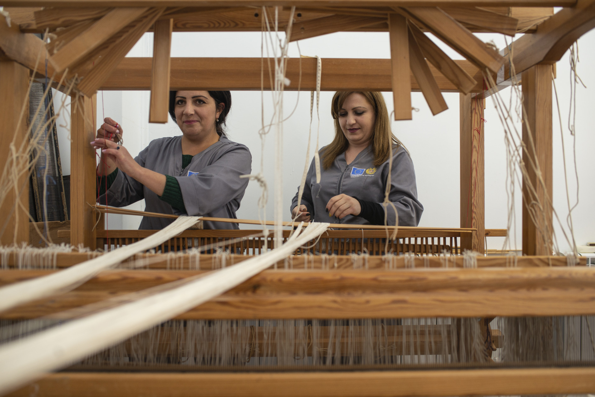 Amasia Wool Factory and Wool Value Chain developed in Shirak Region